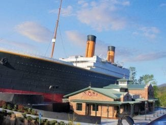 Photo Courtesy of Titanic Museum in Pigeon Forge