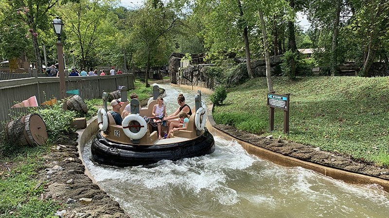 Dollywood River Rampage
