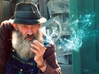 The legendary Popcorn Sutton