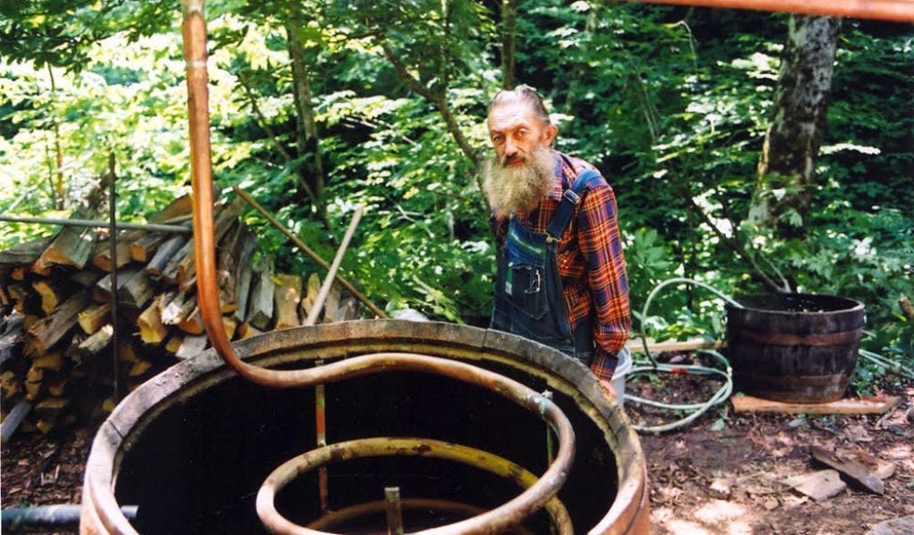 Popcorn Sutton's Moonshine Still