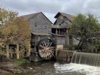 Old Mill Shops of Pigeon Forge