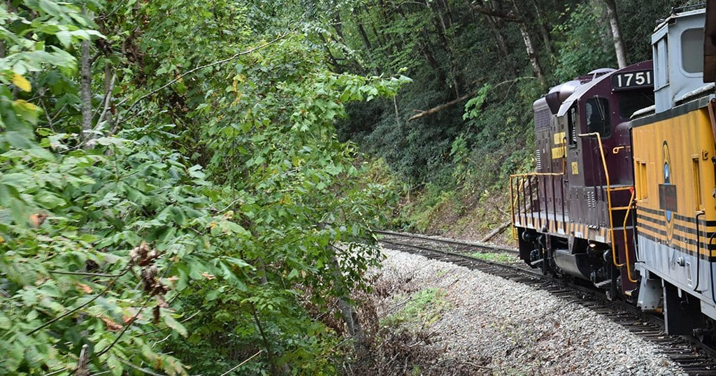 Great Smoky Mountains Railroad