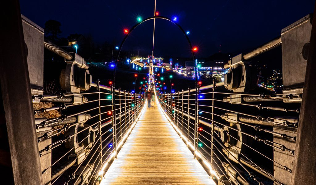Top 5 things to do in the Smokies to get you in the Christmas spirit