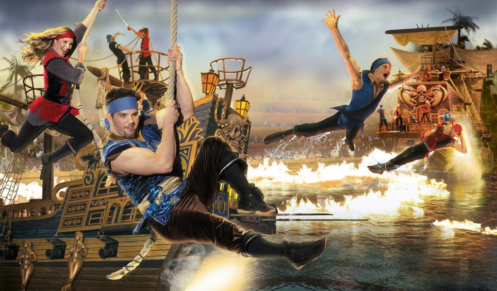 Ahoy! The Pirates Voyage Dinner & Show sets sail for a new season today