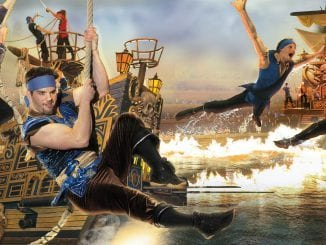 Pirates Voyage in Pigeon Forge