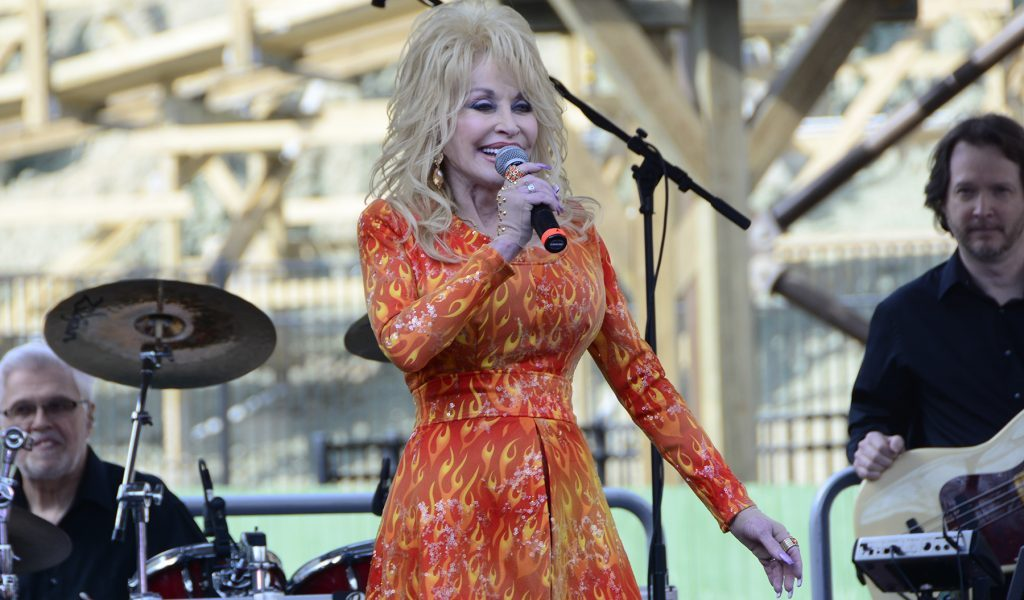 Dolly Parton pledges $1 million donation to coronavirus research at Vanderbilt