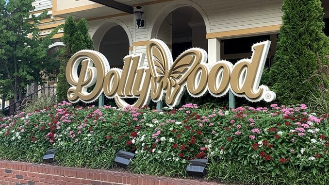 Dollywood Reopens