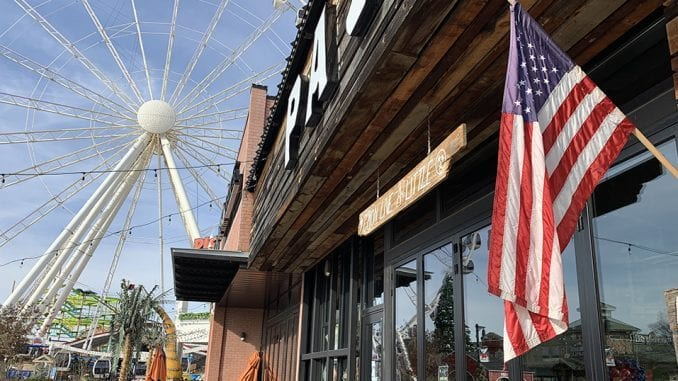 Pigeon Forge is one of the best places to visit for discounts and deals on Veterans Day (photo by Morgan Overholt/TheSmokies.com)