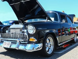 There are still several car shows scheduled in the area for 2020 (file photo TheSmokies.com)