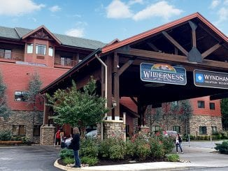 Wilderness at the Smokies is now open to the resort guests. (photo by Alaina O'Neal/TheSmokies.com)