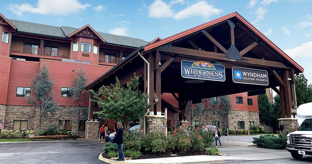 Wilderness at the Smokies is located in Sevierville, Tenn (photo by Alaina O'Neal/TheSmokies.com)