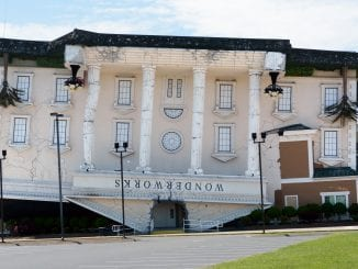 WonderWorks in Pigeon Forge (photo by Daniel Munson/TheSmokies.com)