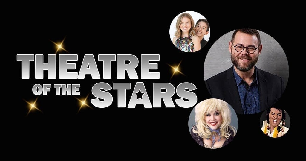 Theatre of the Stars in Pigeon Forge, Tenn. opens its doors on July 3