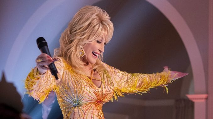 Dolly Parton in Heartstrings
