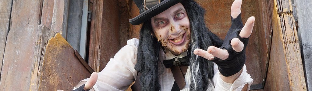 Ripley's Haunted Adventure is located in downtown Gatlinburg (photo courtesy of Ripley's)