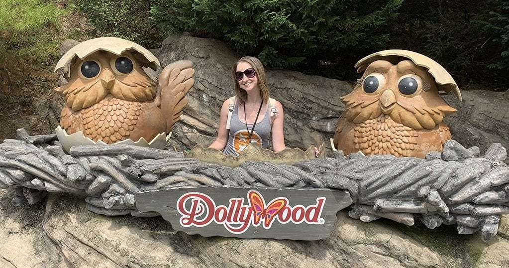 The Summer Celebration at Dollywood includes extended hours and firework displays (photo by James Overholt/TheSmokies.com)