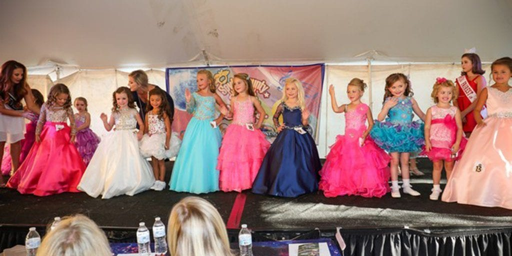 A Fairest of the Fair pageant will take place on Monday and Tuesday night at the Sevier County Fair (photo courtesy of the Sevier County Fair)