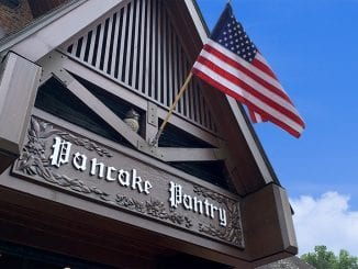 When the Pancake Pantry opened in 1960, it was Tennessee's first and only pancake house (photo by Morgan Overholt/TheSmokies.com)