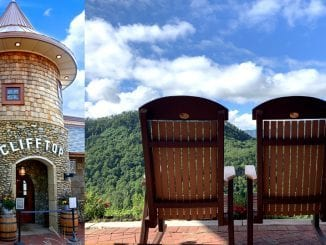 The opening of Black Bear Village marks the completion of Anakeesta's $6.5 million expansion (photo by Morgan Overholt/TheSmokies.com)