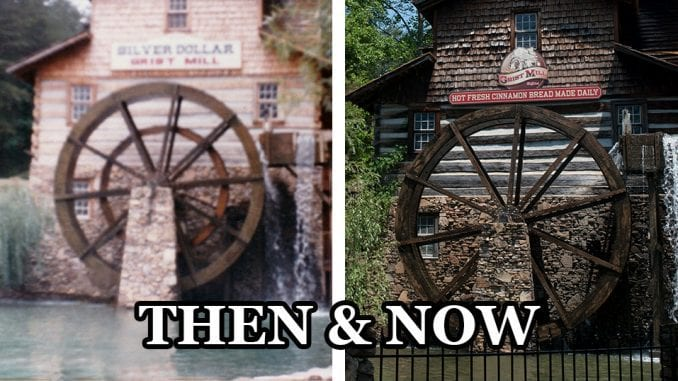 Before Dollywood, there was Silver Dollar City (photos contributed by Patricia Reaves)