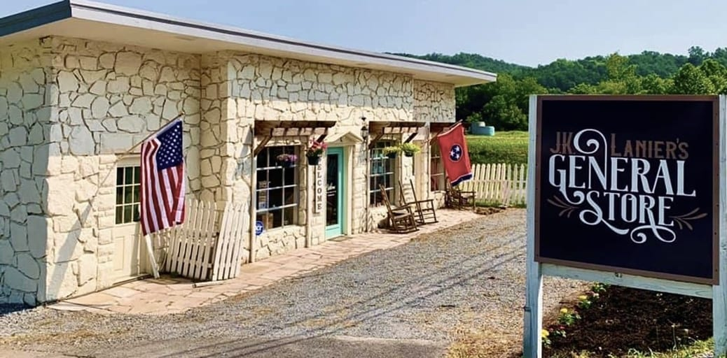 J.K. Lanier's General Store is located in Pigeon Forge, Tenn. (photo courtesy of J.K. Lanier's General Store)