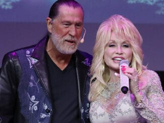 Randy and Dolly Parton