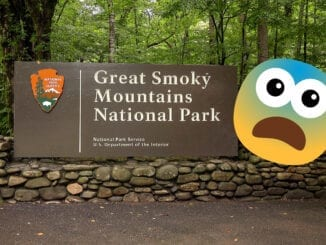 The Great Smoky Mountains National Park has been ranked as the third-most dangerous. But is it really among the most dangerous? (stock photo)